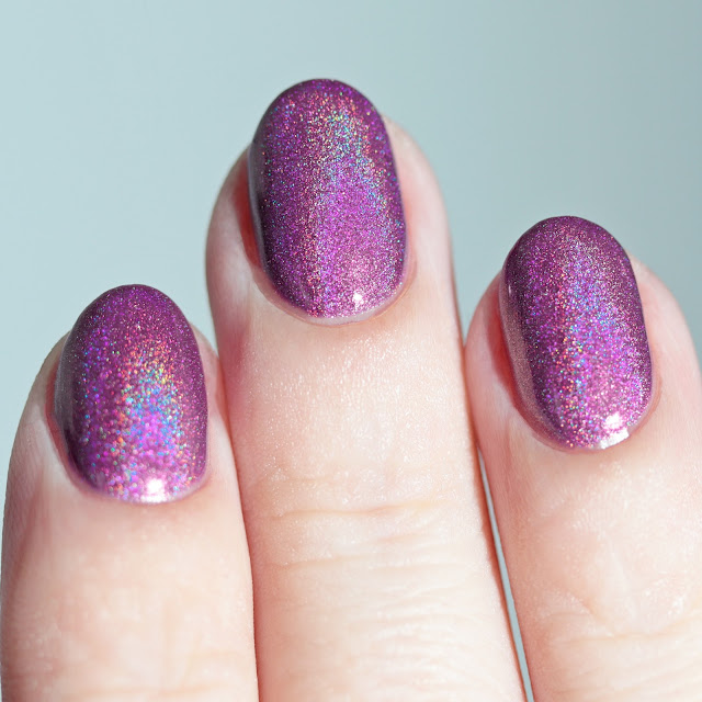 Octopus Party Nail Lacquer Hydra