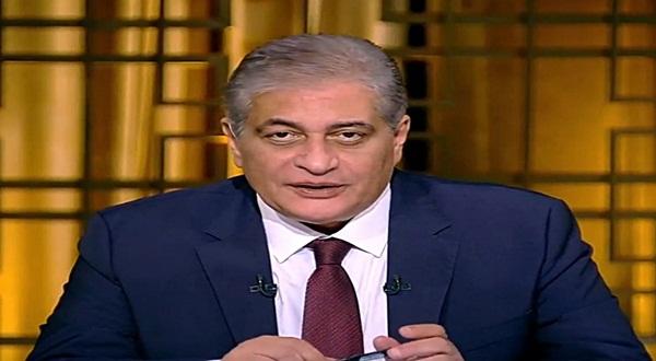 برنامج مساء dmc حلقة 9/8/2018 أسامه كمال 9/8 الخميس