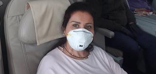 الإعلامية لينا مشربش تكتب: رحلة عودتي من العزل إلى الحجر