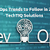 8 DevOps trends to Follow in 2018 | TechTIQ Solutions