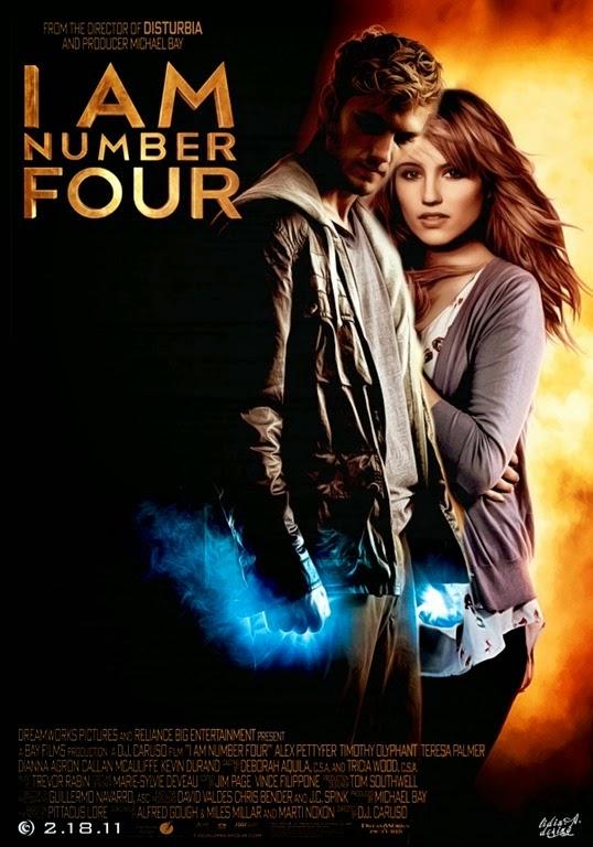 I Am Number Four ปฏิบัติการล่าเหนือโลกจอมพลังหมายเลข 4 [HD]