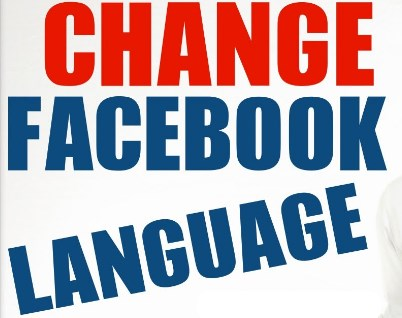 Facebook How to Change Language