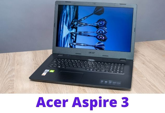Acer Aspire 3 A317 display