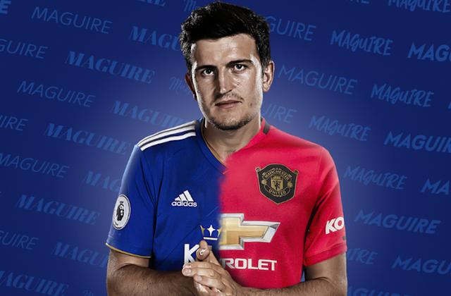 Gabung Manchester United, Harry Maguire Digaji Rp3,2 Miliar Per Pekan