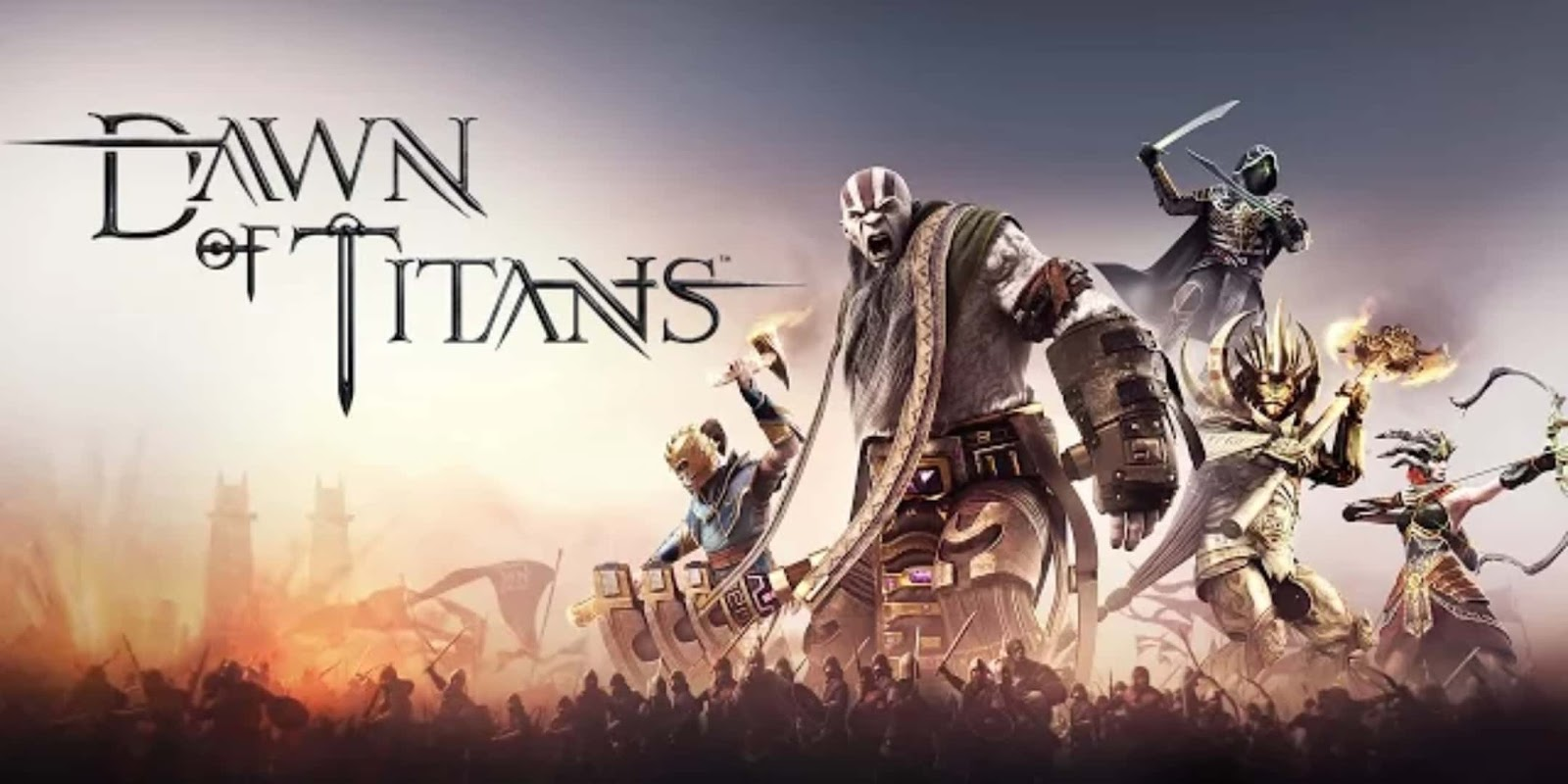 Dawn of Titans game