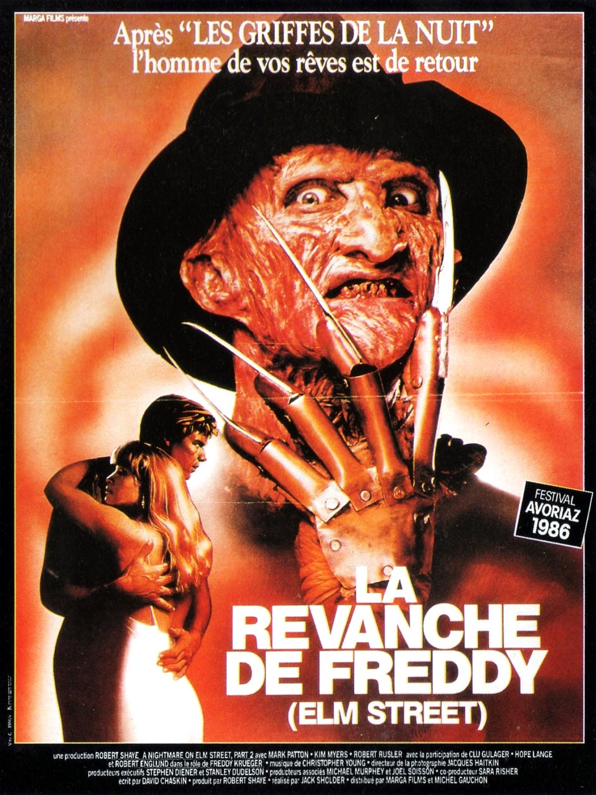 A Nightmare on Elm Street 2 Freddy's Revenge (1985) นิ้วขเมือบ ภาค 2