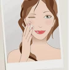 3354e961e3 Pele  Para saber o seu tipo de pele é só fazer um teste. Lave o rosto e  espere 30 minutos e passe um papel toalha por toda parte do rosto...  resultado.