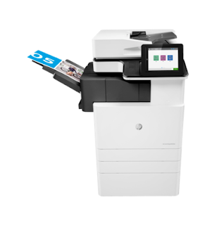HP Color LaserJet Managed MFP E87660du Drivers Download