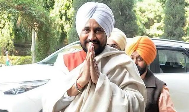 Charanjit Singh Channi Unanimously Elected as Next Punjab Chief Minister, Announces Congress