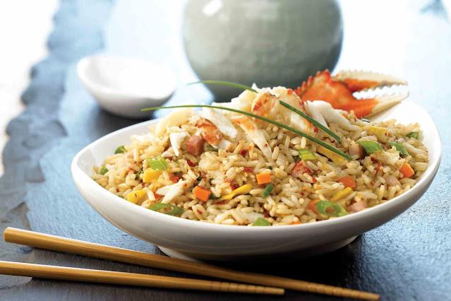 Crab Fried Rice