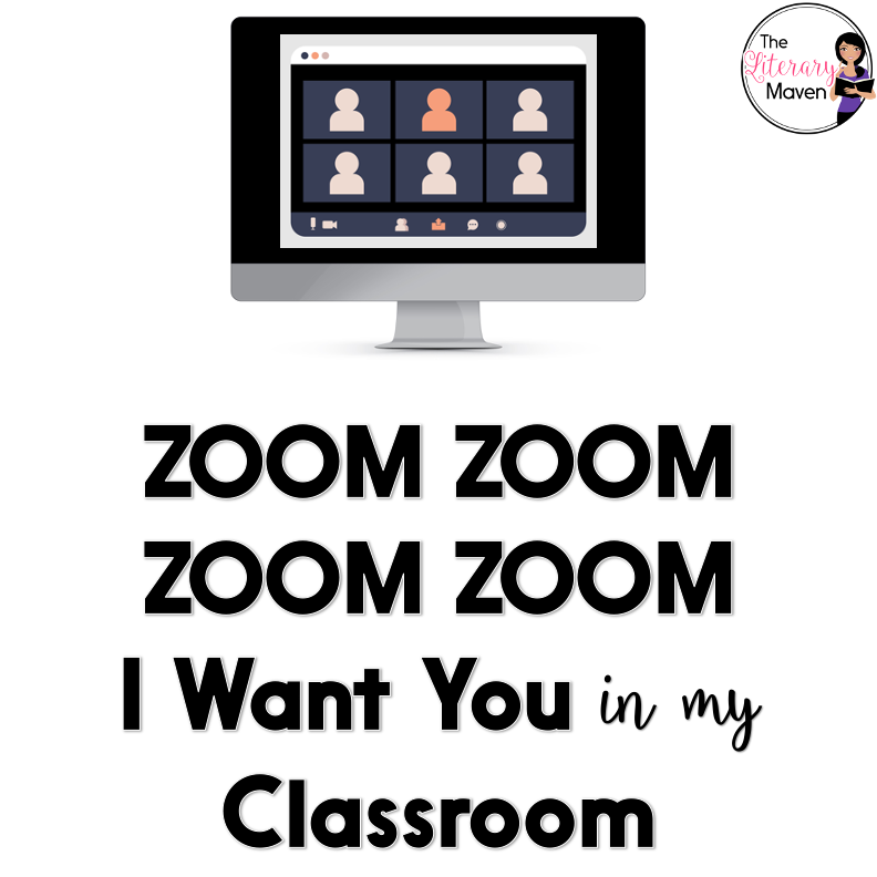 With live classes  hosted through Zoom, establishing norms and familiarizing myself with its features have been part of my first weeks of teaching.