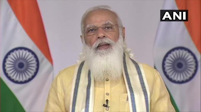 प्रधानमंत्री ने 80 करोड़ लोगों को दी सौगात, अंतरराष्ट्रीय योग दिवस से राज्यों को राहत