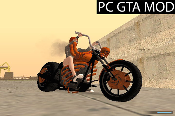 Free Download  Super Heavy Killer  Mod for GTA San Andreas.