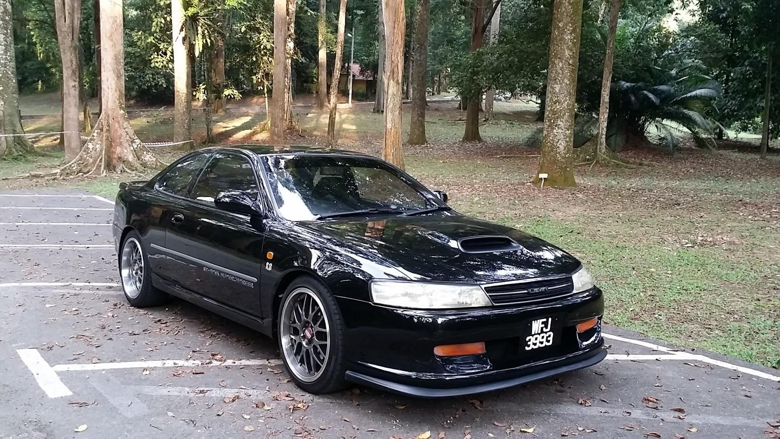 Toyota Levin GT-Z: Complete Restoration