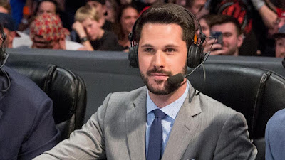 Release Tom Phillips WWE Commentary