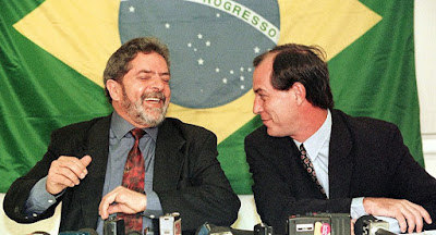 Lula e Ciro