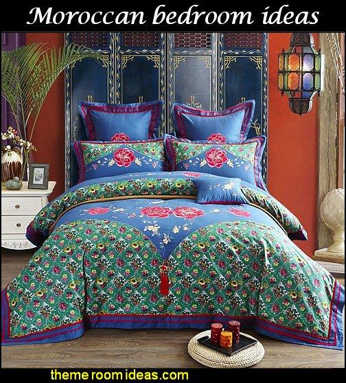 Moroccan bedroom ideas moroccan bedroom decor moroccan bedroom decorating ideas