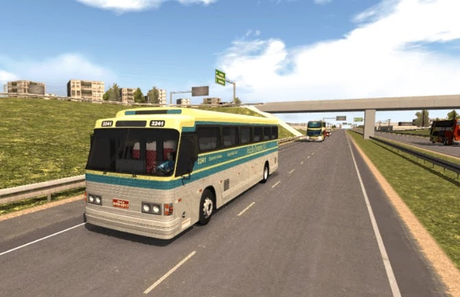 Bus Simulator Games
