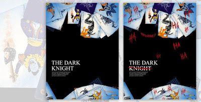 The Dark Knight Screen Print by Doaly x Bottleneck Gallery