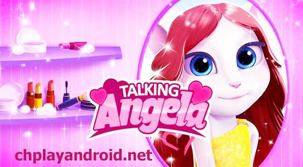 Tải My Talking Angela cho điện thoại Android, iOS miễn phí a