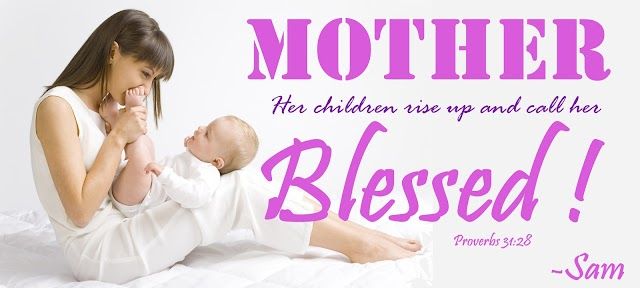 Mothers Day Bible Greetings