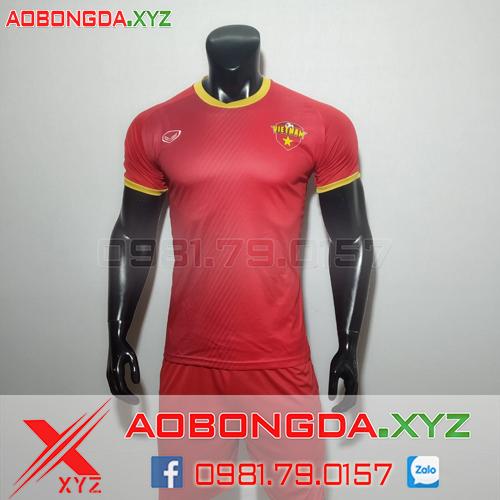 Áo Đội Tuyển Việt Nam 2020 Fifa 4 Màu Đỏ