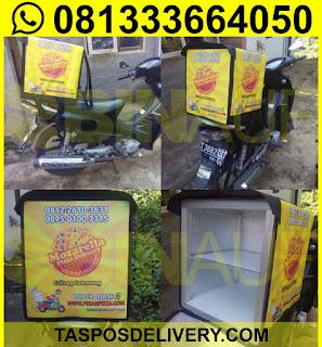Produsen Tas delivery pizza Mozzarela Jakarta bandung bogor tangerang bekasi jogja solo semarang malang surabaya bali banjarmasin batam