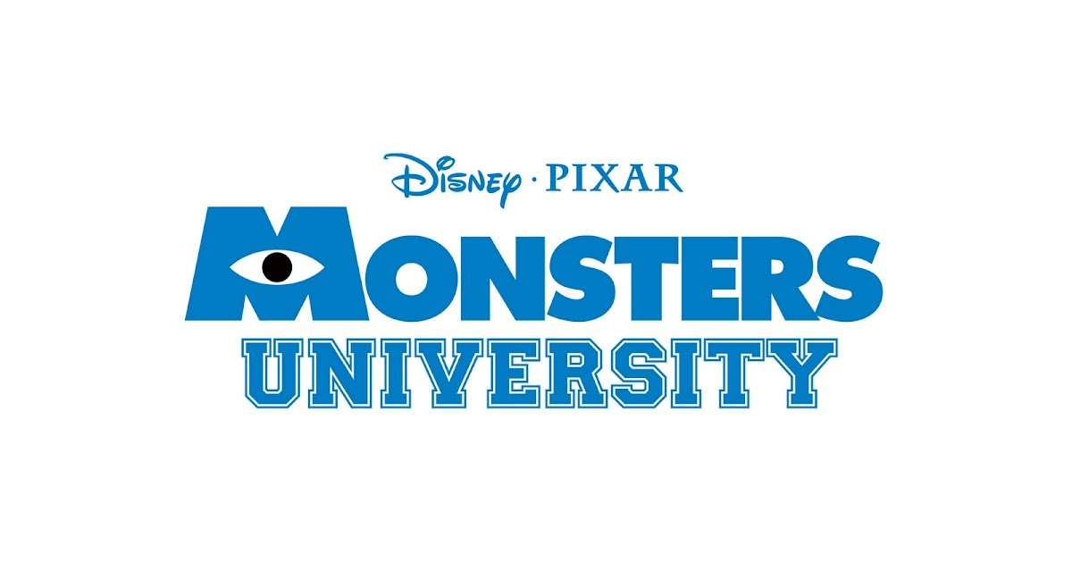 a113animation: monsters university logo and synopsis revealed