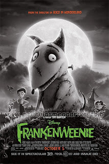 Frankenweenie (2012) [Latino-Ingles] [Hazroah]