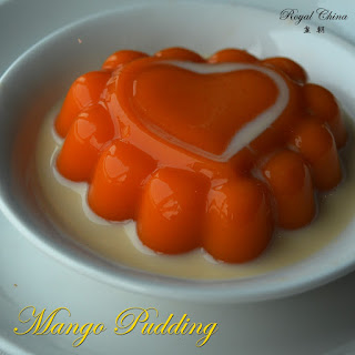 Royal China - Mango Pudding
