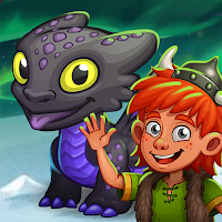Idle Dragon Empire: tap vikings, train dragons Mod Apk