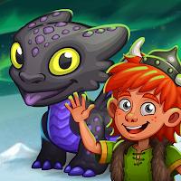 Idle Dragon Empire: tap vikings, train dragons Mod Apk