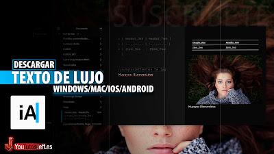 Minimalista Editor de Texto, Descargar iA Writer para PC