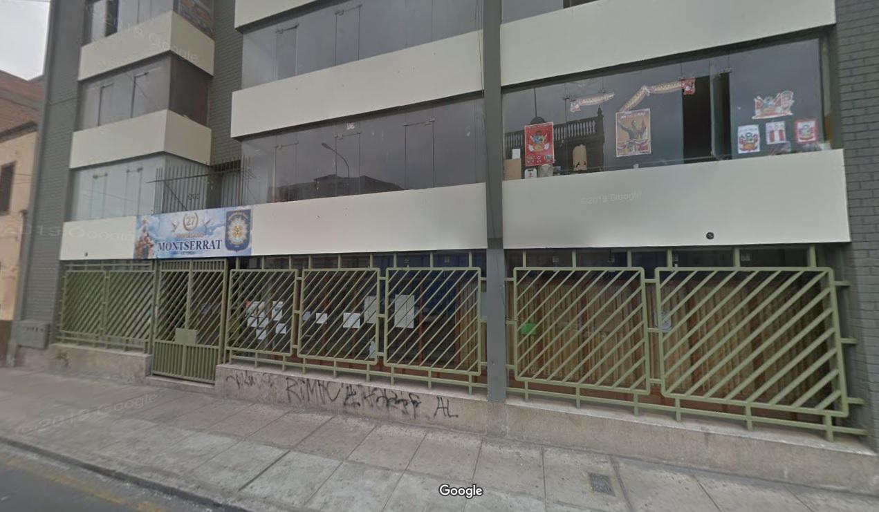 Escuela NUESTRA SEÑORA DE MONTSERRAT - Lima Cercado