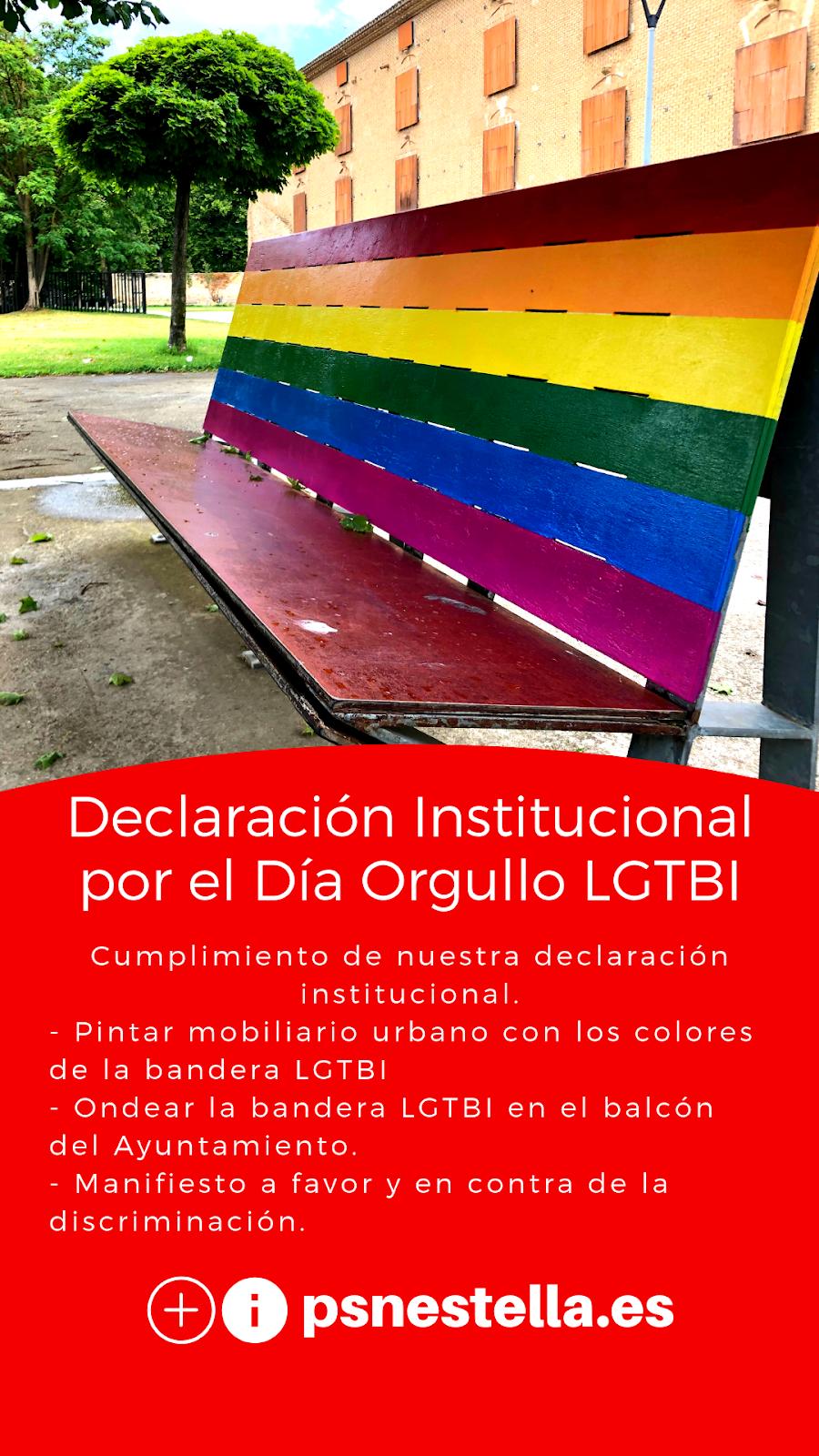 Orgullo LGTBI 2019