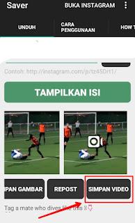 2 Cara Menyimpan Video Dari Instagram, Tanpa dan Dengan Aplikasi
