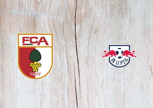 Augsburg vs RB Leipzig -Highlights 27 June 2020