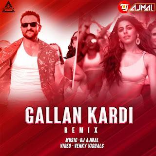 GALLAN KARDI - REMIX - DJ AJMAL