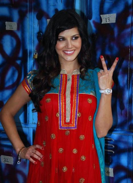Bollywood Actress Sunny Leone Photoshoot Stills Navel Queens