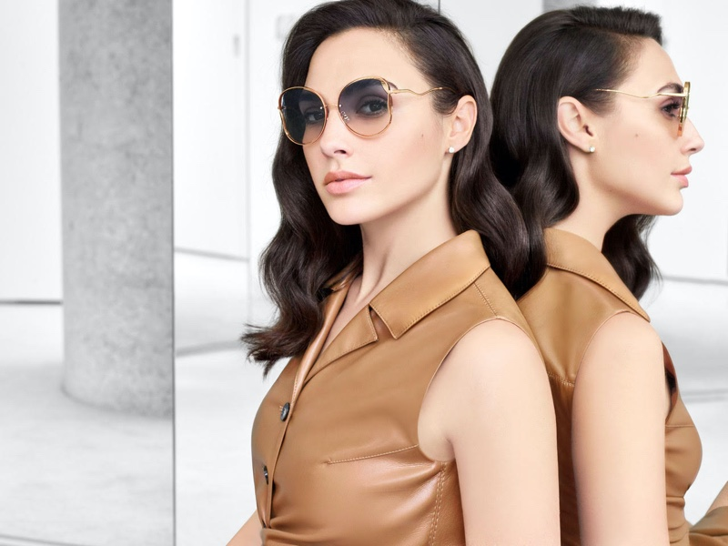 Gal Gadot by Hunter & Gatti for Bolon Eyewear Campaign