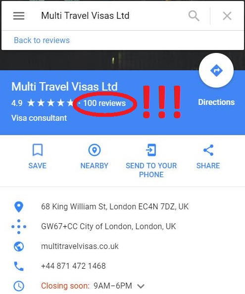 1st 4Immigration Blog: #1 Experts For UK Visas, UK