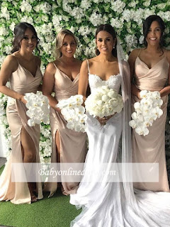 Sexy Bridesmaid Dresses Perfect For A Fashion Lover