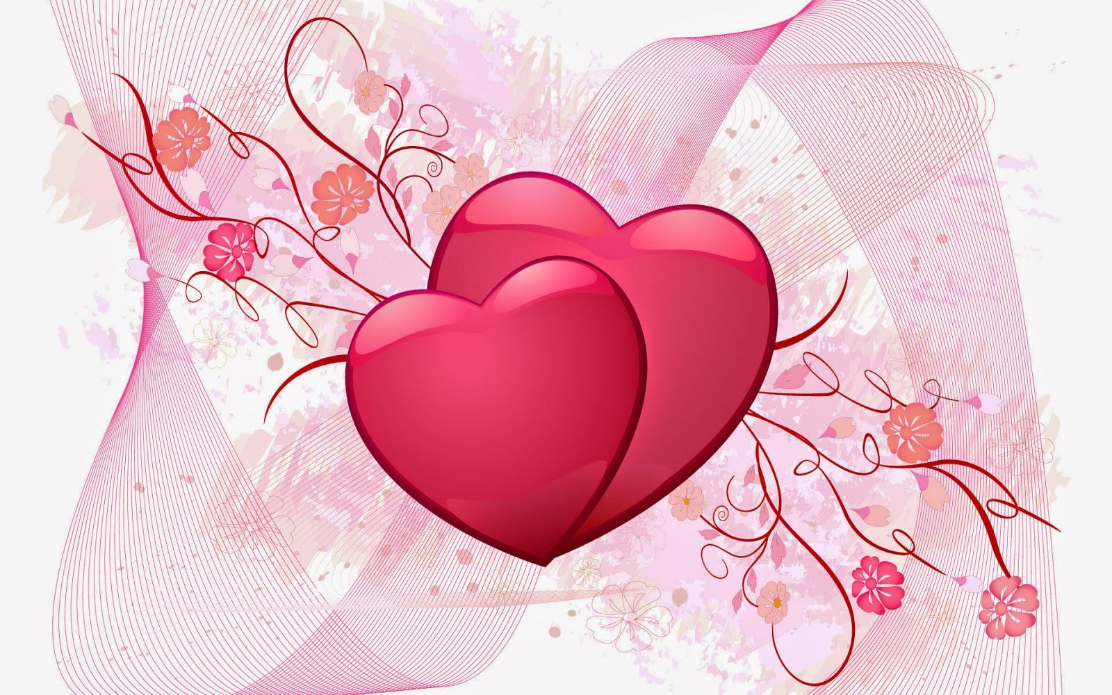 Hình ảnh trái tim Valentine 2015