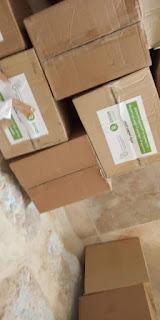 مكتب فرعي تنمية دورا يوزع ٢٠٠ طرد غذائي للأسر الفقيرة في الظاهرية