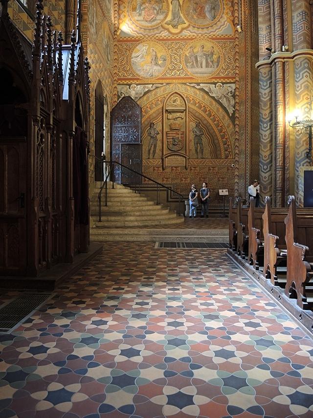Budapest - matthias church