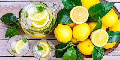 Wajib Tahu! ini Dia 10 Manfat Jeruk Lemon, Nomor 5 dan 6 Nggak Nyangka