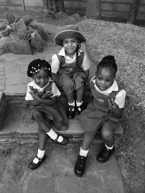 School Girls| Photo courtesy| Bana News