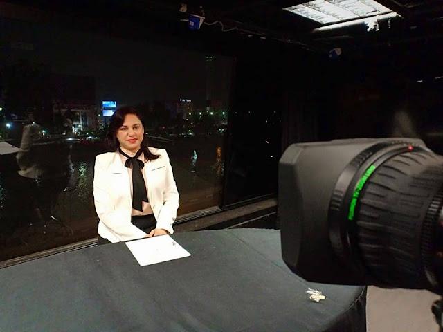 برنامج نقطة حوار يلتقي الدكتورة مها نور