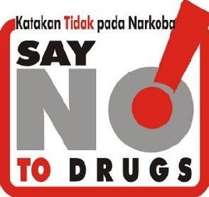 no narkoba