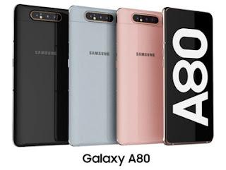 handphone samsung galaxy a80